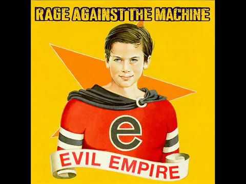 Rage Against The Machine   Evil Empire Full Album 1996