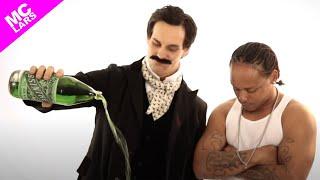 """MC Lars """"Flow Like Poe"""""""