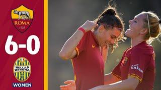 Women's Serie A LIVE: AS Roma v Hellas Verona