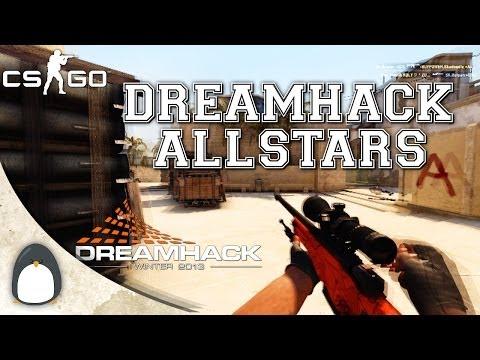 All-Stars at DreamHack Winter 2013 (Highlights)