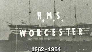 HMS Worcester 1962 1964 8mm Silent Movie