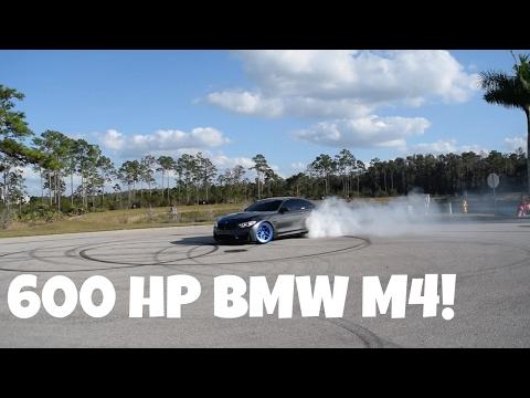 I Drive a 600 Horsepower BMW M4 - Review