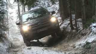 TOYOTA Land Cruiser V8 & RAV 4 / Extreme Test