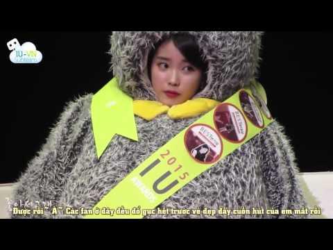 [Vietsub] 150920 IU Debut 7th Anniversary Fanmeeting BunnyU
