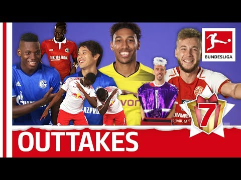 Bundesliga Behind-The-Scenes - Outtakes - Bundesliga 2017 Advent Calendar 7