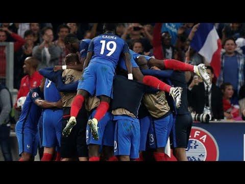FIFA 17 Career Mode: Gunners: Highlights of Euro 2024 Quarter Finals France vs Greece