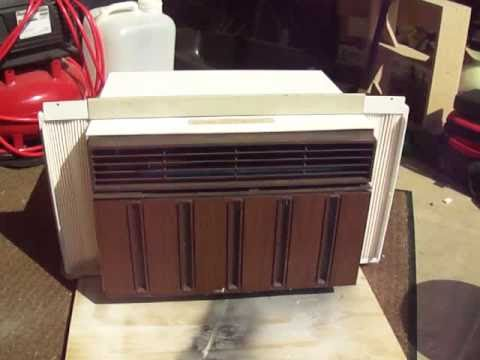 Sears Coldspot 5000 Btu Window Air Conditioner Circa 1974