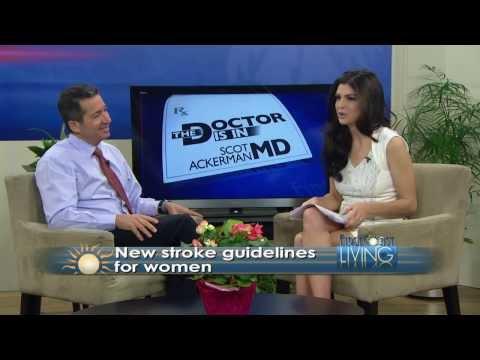 Doctor is In: Stroke Guidelines for Women