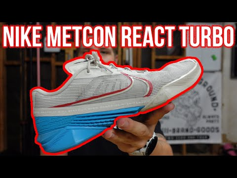 Nike Metcon React Turbo First Impressions (Best CrossFit Shoe for Wide Feet?)