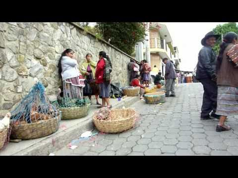 Thursday Market in Chichicastenango