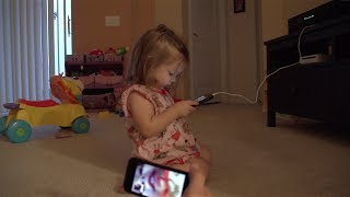 [Cutest FaceTime With My Toddler] Video