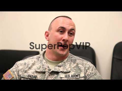 Interview - U.S. Army Colonel John Bogdan commander of Jo...
