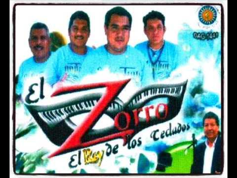 El Zorro de los Teclados-CD Éxitos en Vivo