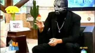 Masked Magician Screws Up Magic Gone Wrong, Very Wrong