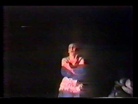 Nadia Gamal Veil and tambourine dance 1/2 -  نادية جمال