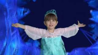 Let It Go Disney's Frozen- Performed By 4 Year Old Sammi