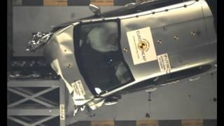 Peugeot 208 kaza testi - Euro NCAP 2012