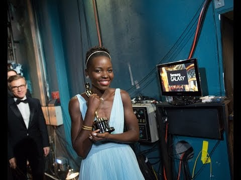 Lupita Nyong'o Dominates Awards Season - HipHollywood.com