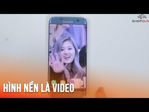 Cách đặt video làm màn hình chờ trên điện thoại cực bá đạo - How to set up a video wall paper