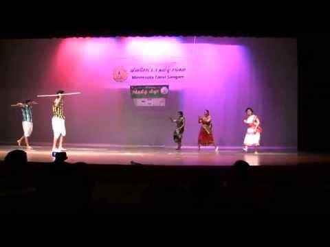 Minnesota Tamil Sangam 2010 - DeepuSri