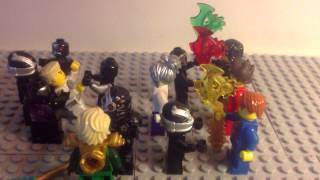 Lego Ninjago Rebooted Episode 2