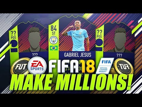 BEST PATH TO GLORY INVESMENTS! (FIFA 18 Trading & Investing Tips)