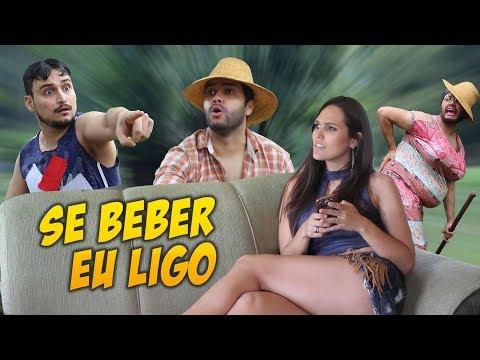 Se Beber, Eu Ligo - Flor da Serra Part. Felipe Pires