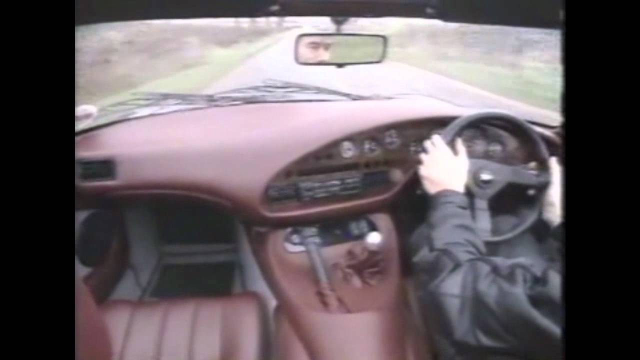 old top gear 1992 tvr griffith youtube. Black Bedroom Furniture Sets. Home Design Ideas