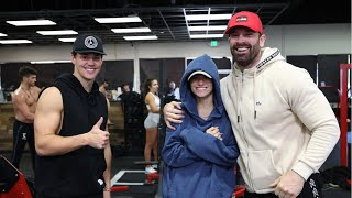 NOAH BROUGHT DIXIE TO ZOO CULTURE
