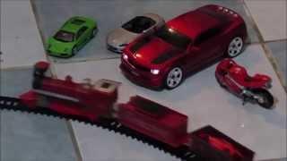 Trenes Infantiles, Trencito Del Oeste Con Autos De