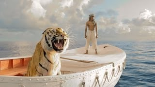 Life Of Pi Official Trailer