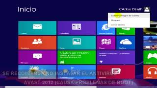 ACTIVACION PERMANENTE ALL VERCIONES WINDOWS 8 RTM 9200 X86
