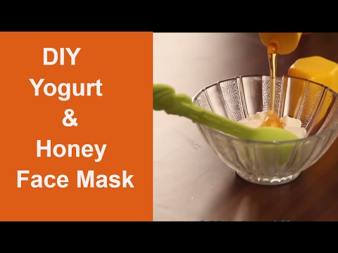 DIY Yogurt And Honey Face Mask For Smooth & Glowing Skin | Easy  DIY Face Packs | StyleCraze