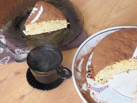 Как приготовить вкусный лимонный кекс