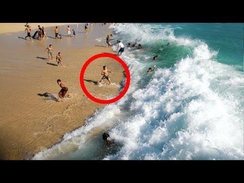 أخطر عشرة شواطئ في العالم