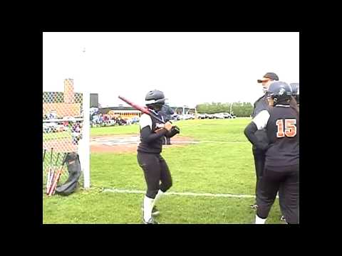 NCCS - Plattsburgh Softball B S-F 6-1-09
