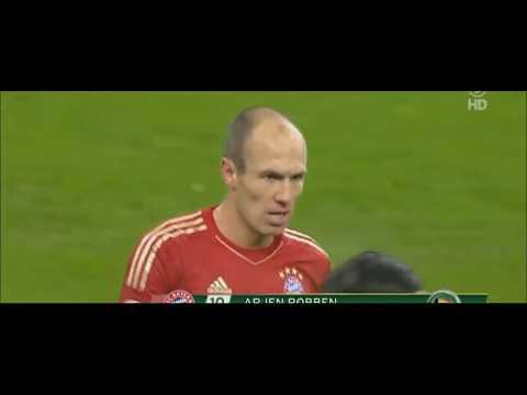 Arjen Robben vs. Borussia Dortmund - Die Geschichte