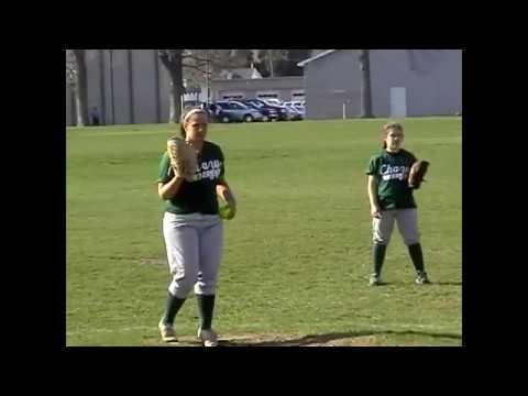 Chazy - ELCS Softball 4-29-09