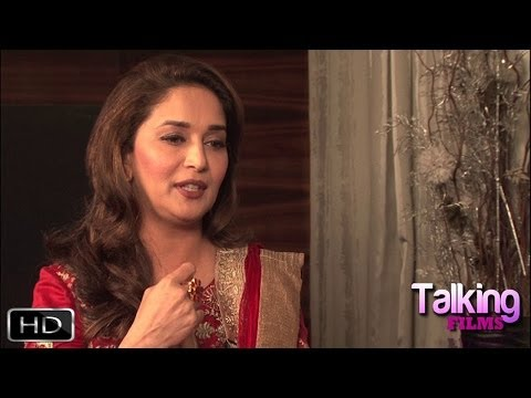 Madhuri Dixit Exclusive On Gulaab Gang Part 3