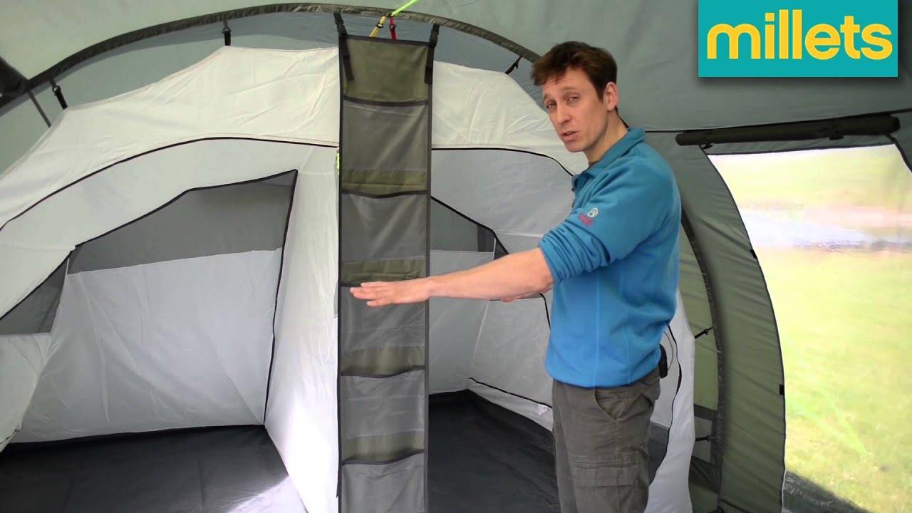 Eurohike Buckingham 8 Classic Family Tent