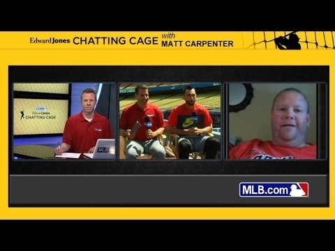 Chatting Cage: Carpenter answers fans' questions