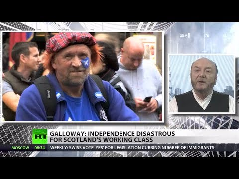 Venture Capital: Is Scotland Pound Bound? (E28 ft George Galloway)