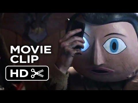 Frank Movie CLIP - SXSW (2014) - Domhnall Gleeson, Michael Fassbender Movie HD