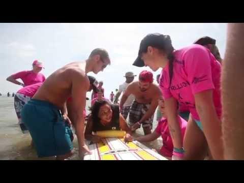 Brooks Rehab / Life Rolls On - They Will Surf Again - Jacksonville Beach  2014