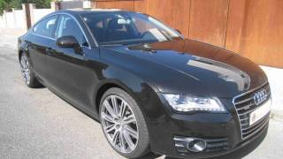Prueba de Portalcoches.net del Audi A7 Sportback