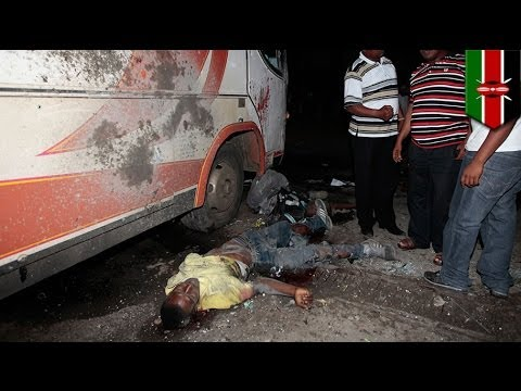 Kenya bomb blast: Twin explosions strike Mombasa in possible al-Shabab attack