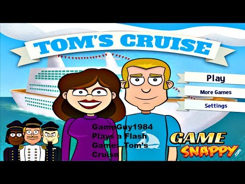 GameGuy1984 Plays a Flash Game:  Tom's Cruise