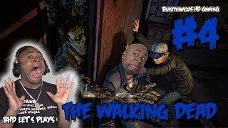 ►► SERIAL KILLER LITTLE GIRL!!!! O_O  - The Walking Dead Season 2 Part 4 (BlastphamousHD