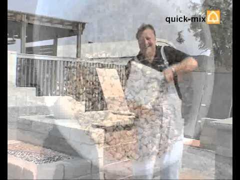 Qiuck-Mix - Quick-Mix GalaKreativ - spoiwo do kamienia i kruszyw ozdobnych