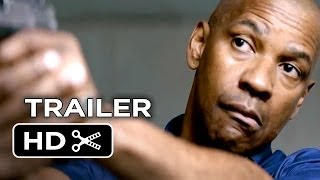 The Equalizer Official Trailer #1 (2014) Denzel Washington Movie HD